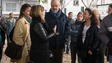 Photo of Los legisladores del FPV apoyan la creación de un Parque en la Comuna
