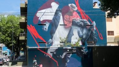 Photo of El arte en los muros de La Boca