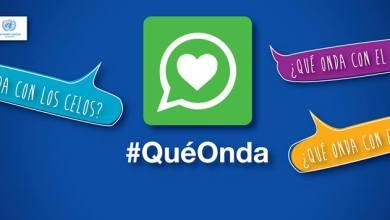 Photo of #QuéOnda