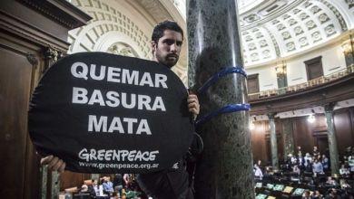 """Photo of """"La incineración de basura atenta directamente contra el reciclaje"""""""