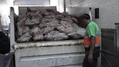 Photo of Frigorífico clandestino: Decomisan 300 kgs. de comida en Balvanera