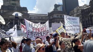 Photo of Los enfermeros paran en su día y se movilizan