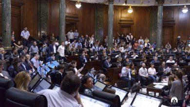 Photo of Con el rechazo de la oposición, se aprobó el Presupuesto 2019