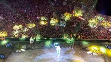 Photo of Se filtró el video del show del Indio en Olavarría