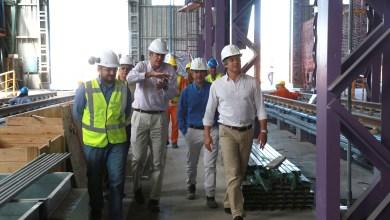 Photo of El jefe de Gabinete porteño recorrió las obras del Taller Lacarra