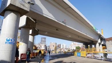 Photo of Apertura de la avenida Juan B. Justo
