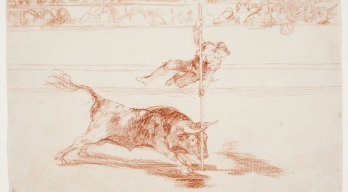 """Fundación Botín abrirá en junio """"Ligereza y atrevimiento. Dibujos de Goya"""""""
