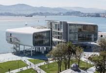 La Fundación Botín inaugurará este viernes el Centro Botín, con la presencia de los Reyes de España