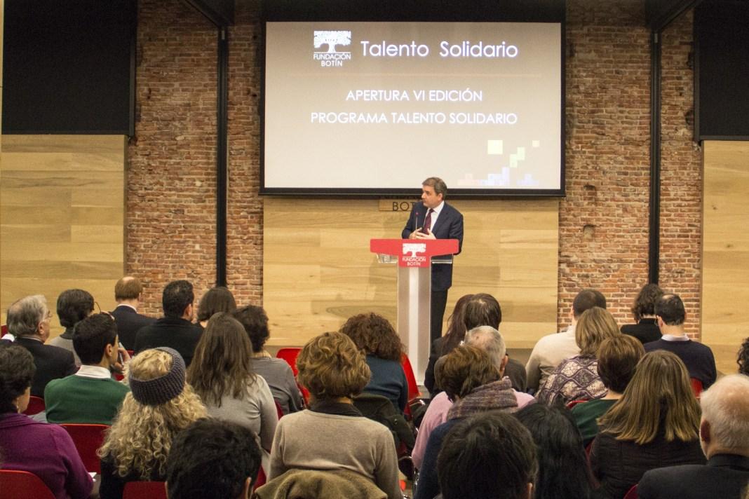 Últimos días de la Convocatoria de Talento Solidario para profesionales en desempleo de la Fundación Botín