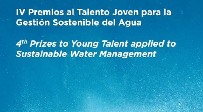 Últimos días para participar en los Premios al Talento Joven para la Gestión Sostenible del Agua de la Fundación Botín
