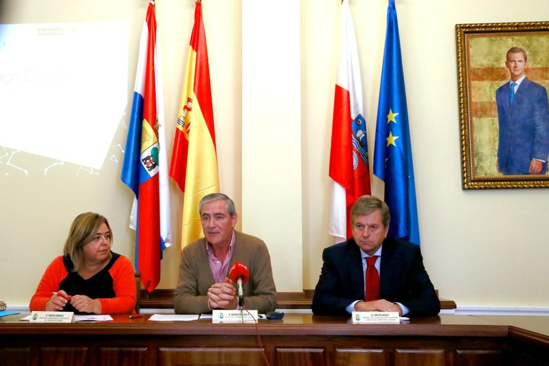 Banco Santander respalda la iniciativa