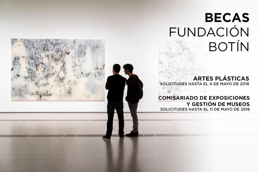 La Fundación Botín abre la convocatoria para sus becas de Artes Plásticas y de Comisariado de Exposiciones