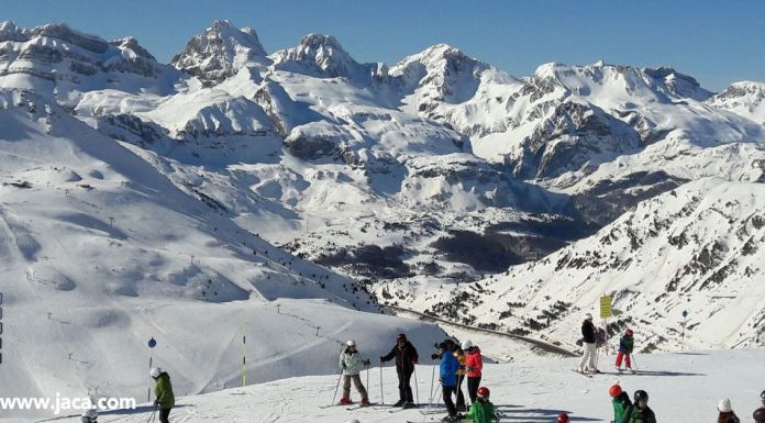 Esquí en el Pirineo Aragonés