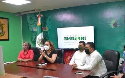 Promotores del municipalismo sostenible reconocen el trabajo de Citlali Medellín.
