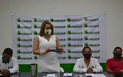 Continúan las sesiones del Concejo Municipal de Salud.