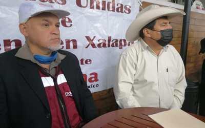 Piden intervención de dirigencia nacional de MORENA para resolver conflicto en Veracruz