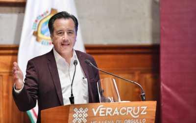 Gobernador Cuitláhuac García advierte que 'no se solapará a nadie' con respecto a observaciones de la ASF