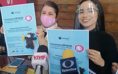 Piden apoyo para los niños con cáncer del CECAN
