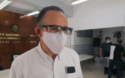 Descarta INE factores de riesgo graves que inhiban en el proceso electoral de Veracruz