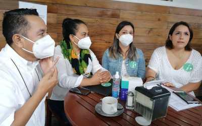 Protestas dieron resultados y ya comenzó la vacunación de personal de salud del sector privado