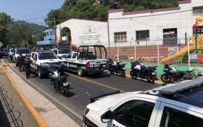 Intervienen SSP a Policía Municipal de Jilotepec, confirma Gobernador que elementos realizarán examen de control y confianza