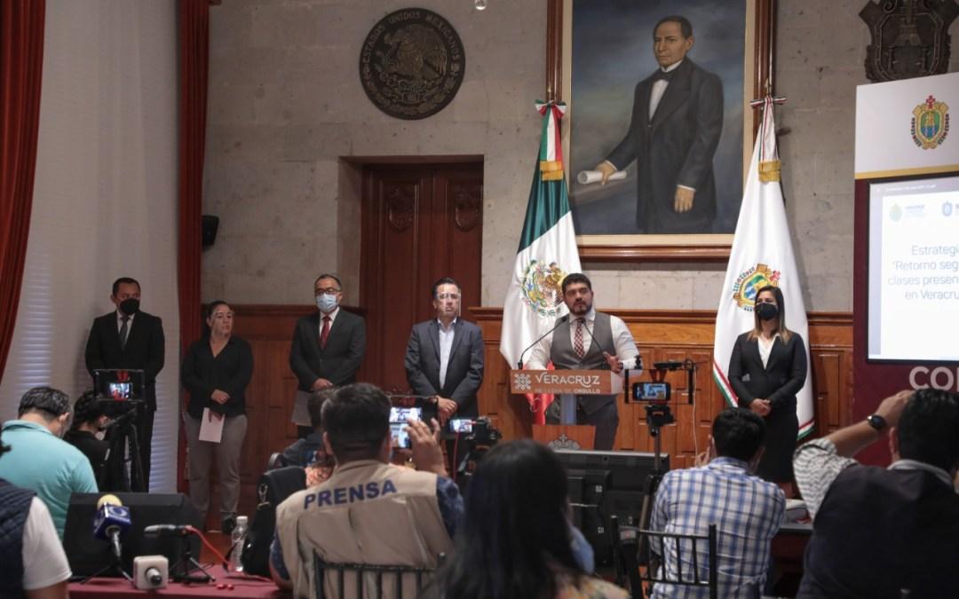 Veracruz se prepara para retornar a clases, 24 de mayo fecha tentativa