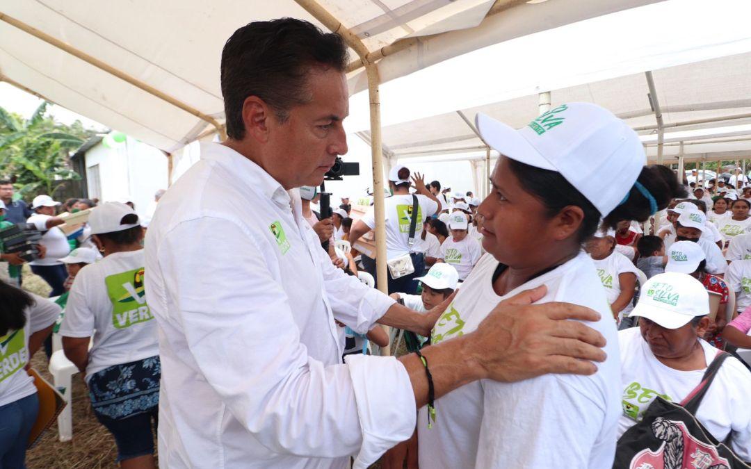 Orden en Tuxpan con un plan de emergencia de 100 días: Beto Silva