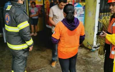 14 municipios veracruzanos reportan afectaciones tras paso del Frente Frio 56