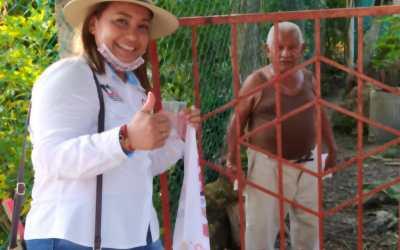 """TODO CERRO AZUL SERA TERRITORIO RSP: MONICA FLORES REYES"""