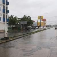 Lluvias continuarán en Tuxpan a lo largo de la semana, advierte PC Municipal