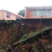 Afectaciones en 4 municipios tras lluvias en las últimas horas
