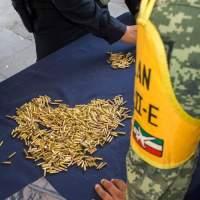 """Más de 37 mil cartuchos acopiados a través de la campaña """"Sin Armas, Sin Riesgo"""""""