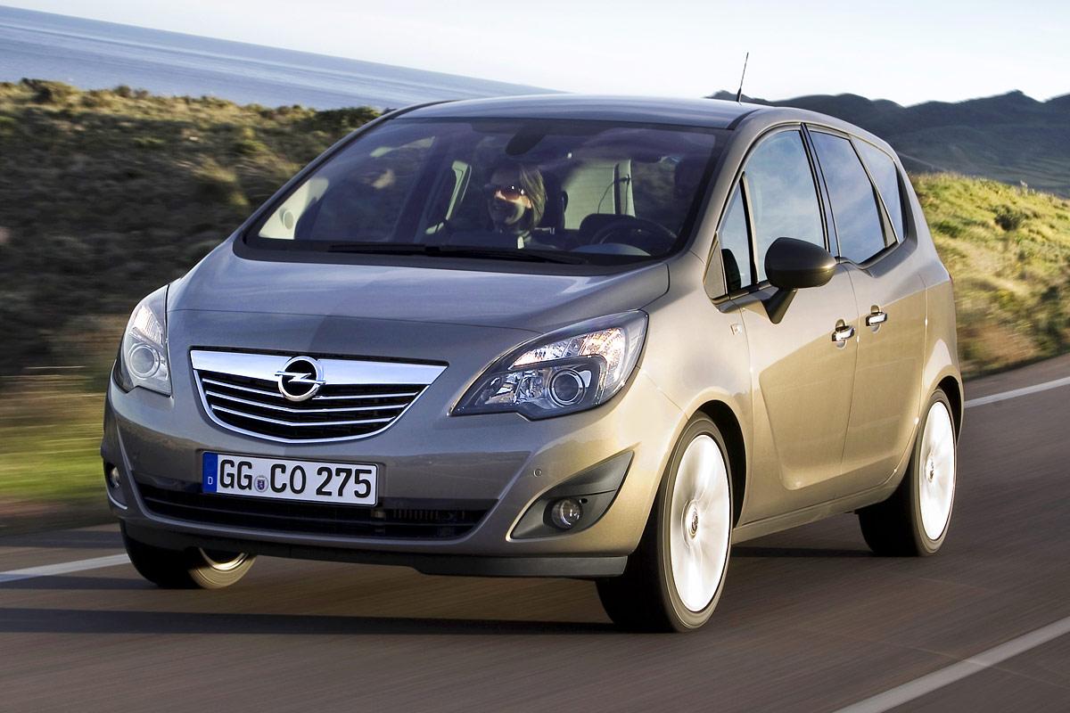 El Opel Meriva 2010 ya tiene precios