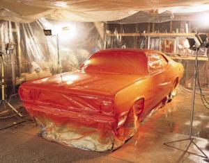 Como Pintar Un Carro En Casa