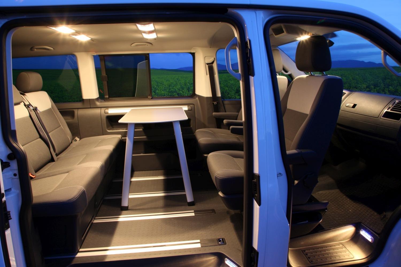 Volkswagen Multivan Outdoor Edition El Ms Aventurero