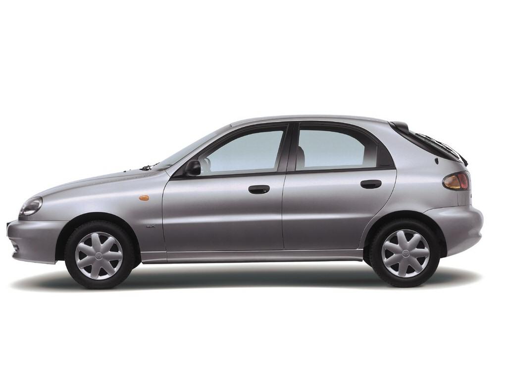 hight resolution of daewoo lanos 1997