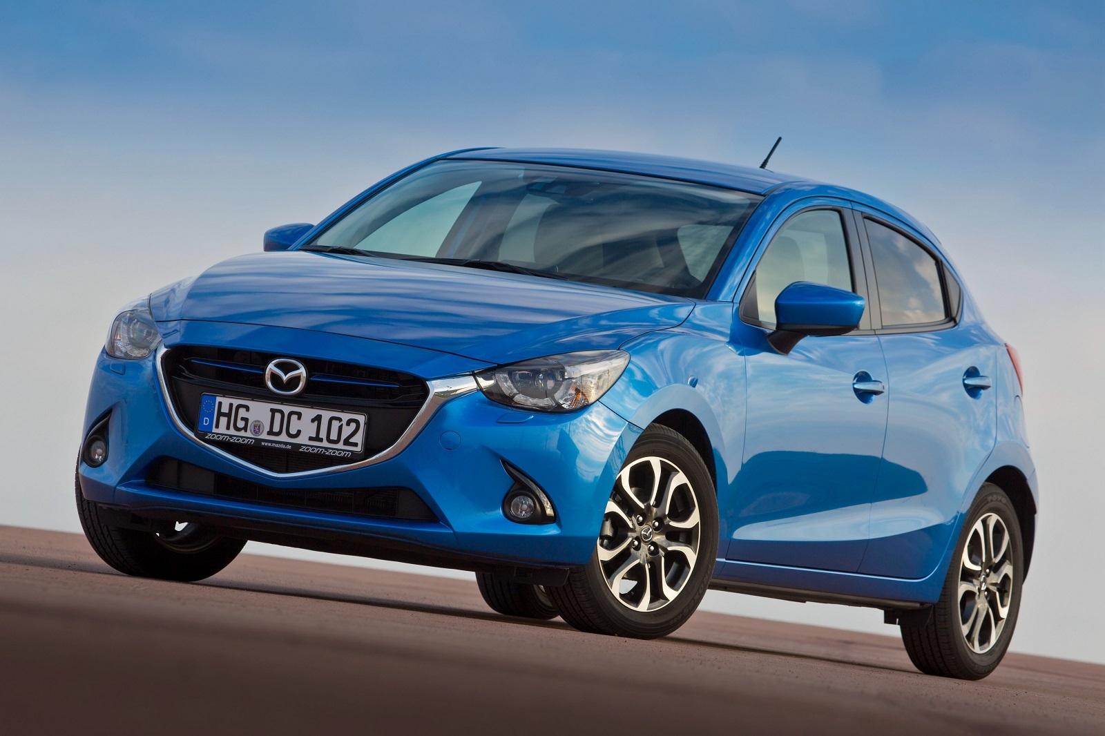 Así Es El Nuevo Mazda 2 2015