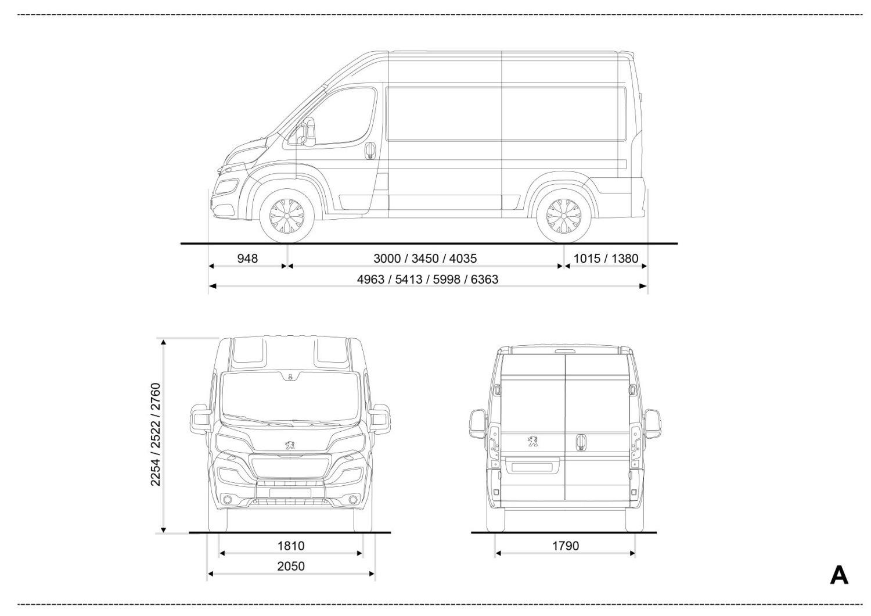 Peugeot Boxer 2014: precios, motores, equipamientos