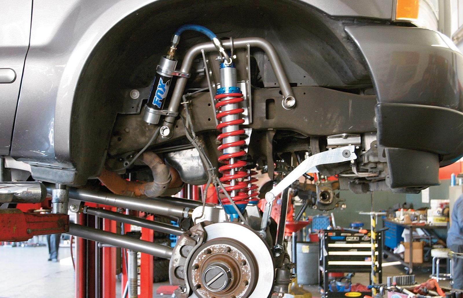 69 Ford F350 Wiring Diagram Tipos De Suspensiones Ventajas Y Desventajas