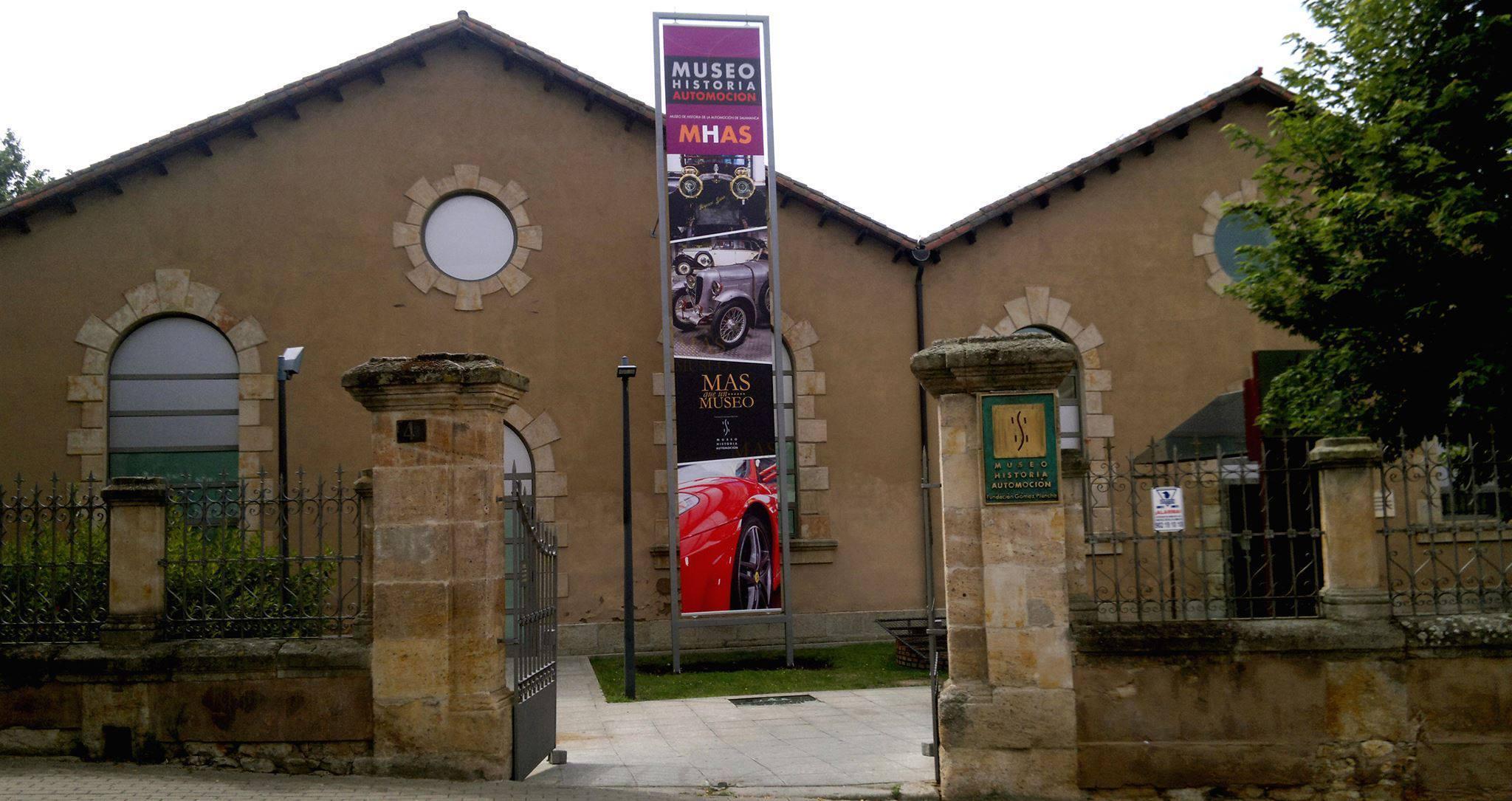 Descubre el Museo de la Historia de la Automocin