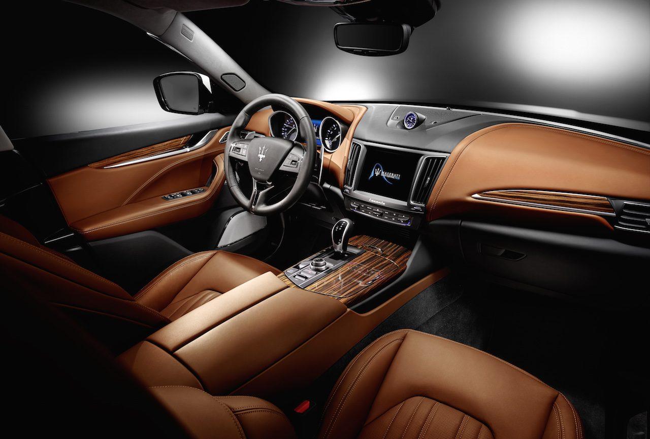 Maserati Levante 2016 El Tridente Ms Todoterreno
