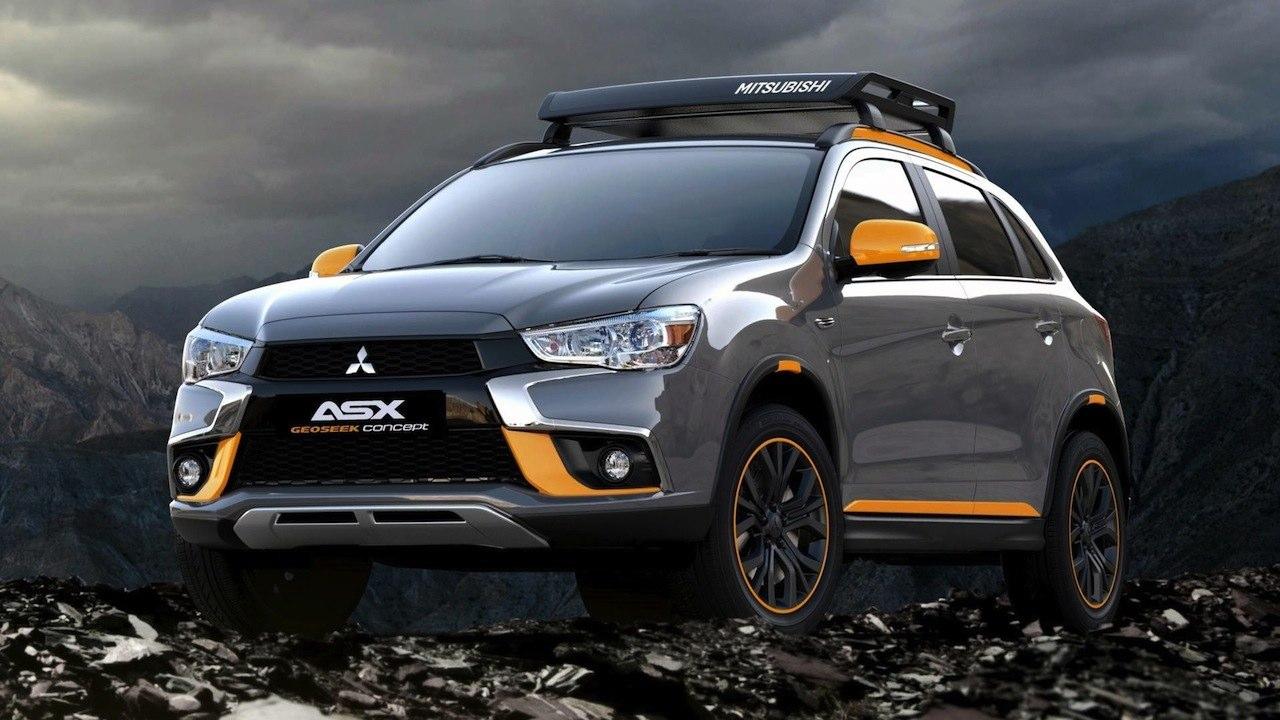 Mitsubishi L200 y ASX Geoseek nuevos horizontes