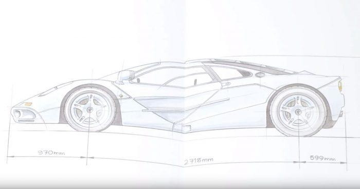 Así de especial era el manual del McLaren F1