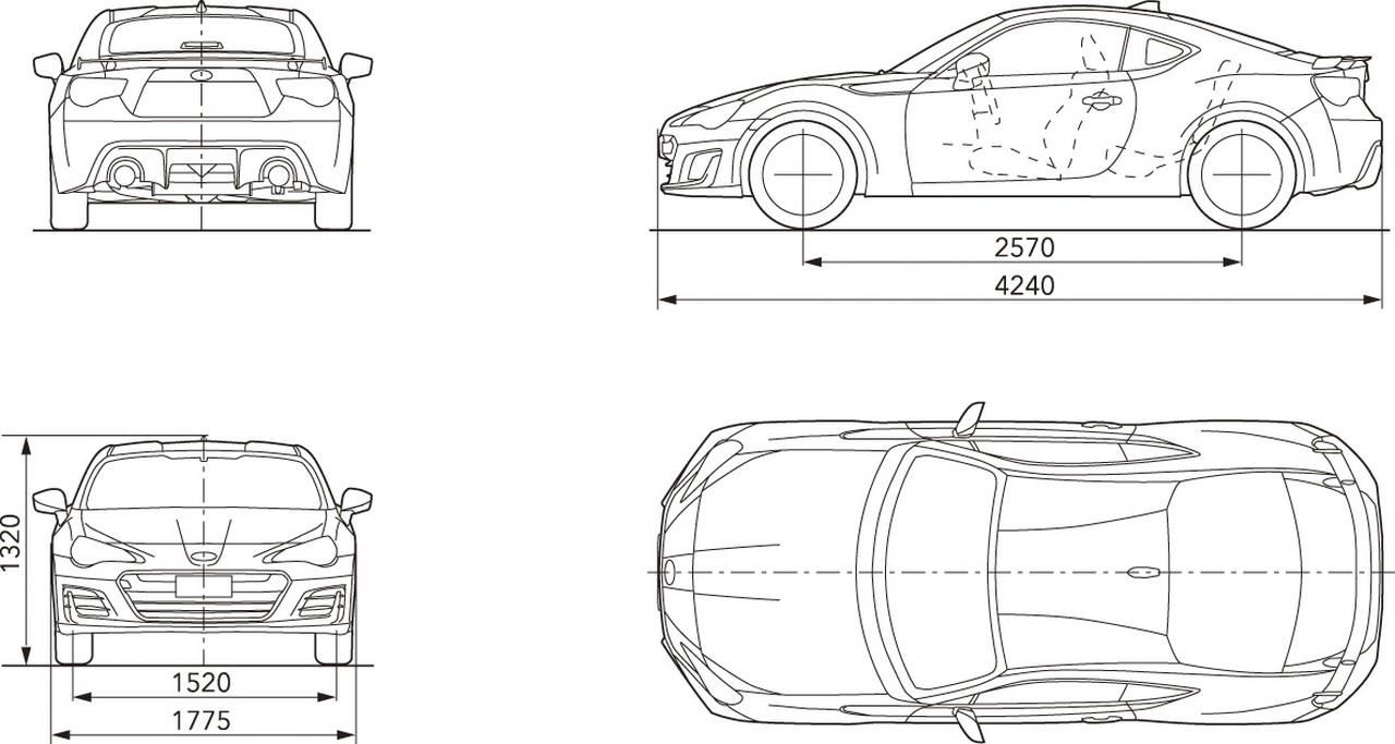 Subaru BRZ 2017: precios, motores, equipamientos