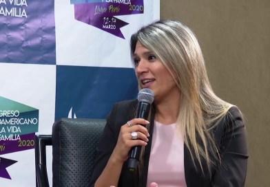 Concejal Cristiana Argentina y un Gran discurso ante la OEA