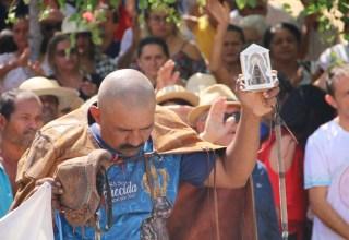 Cerca de 2000 pessoas celebram a 20ª Romaria da Santa Cruz do Deserto