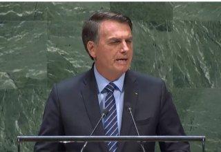 Em discurso na ONU, Bolsonaro ataca socialismo e defende 'soberania nacional'