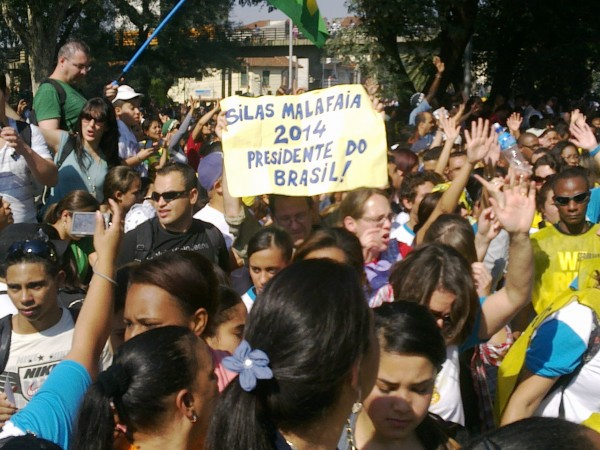 Presidente Silas Malafaia