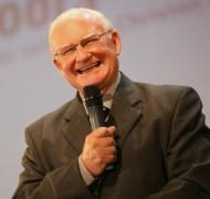 Deryck Stone, fundador da Missão Portas Abertas, faleceu no último Sábado