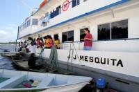 Barco Missionário da Igreja Presbiteriana leva atendimento médico e odontológico a comunidades ribeirinhas